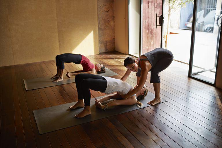 6 Yoga-Posen für Ihre Periode