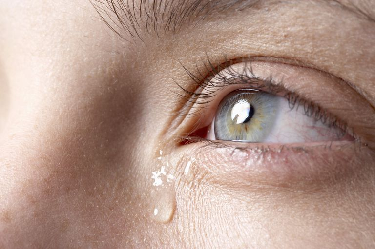 Wie Entstehen Tränen
