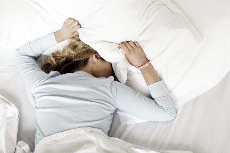 Akute Schlafstörung