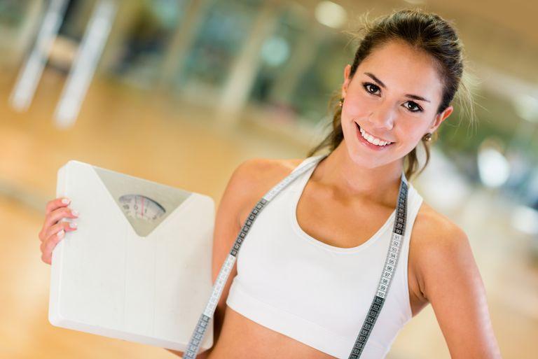 Idealgewicht nach Körpermaßstab