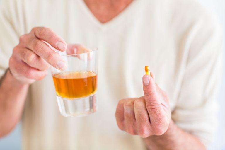 Schmerzmittel Und Alkohol