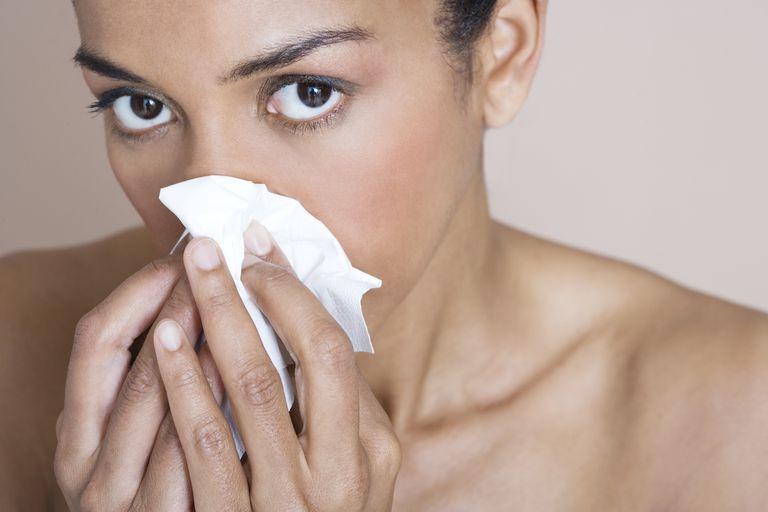 Was verursacht häufige Bloody Nasen?